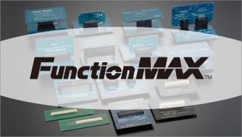 """[FunctionMAX™] 迈向""""浮动""""与""""高速传输支持""""的顶峰"""