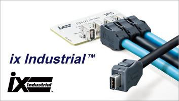【特辑】小型·牢固·高速ix Industrial™