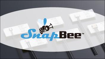 """SnapBee™是广濑板对线连接器""""垂直嵌合锁扣方式""""的最佳选择™"""