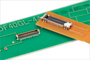 Shielded Board to Board/Board to FPC Connector DF40GL Series