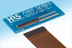 FPC/FFC Connector FH65 Series
