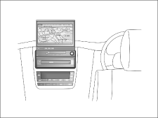 Car Navigation, Car Audio