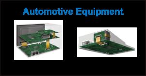 Automotive Equipment: Car Navigation, Motion Sensor Camera