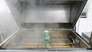 Salt spray cycle tester