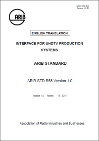 ARIB STD-B58