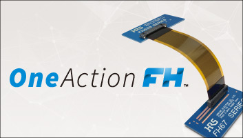 One Action FPC/FFC Connector One Action FH