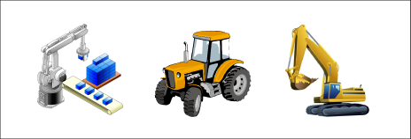 Industrial, Agricultural and Construction Equipment