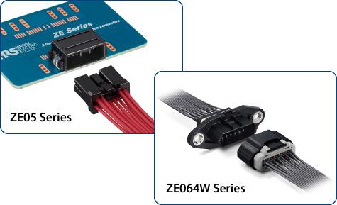 ZE05/ZE064W Series for Automotive Applications