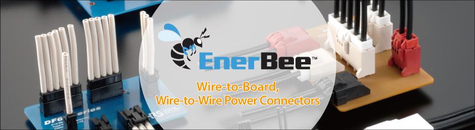 EnerBee 電源用ケーブルコネクタ