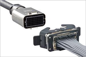 為工業設備設計的高速 電流/信號 連接器 PQ50系列