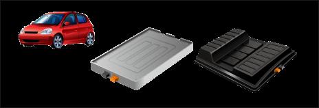 車載インバーター、DC/DCコンバーター、充電器、バッテリーパックなどの駆動系電装品