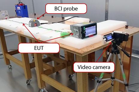 BCI試験(ISO 11452-4)