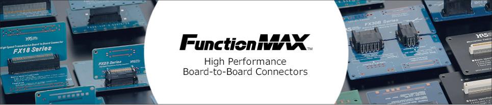 フローティングコネクタ FunctionMAX™ 特集ページ
